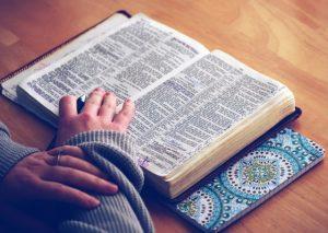 Bibel offen